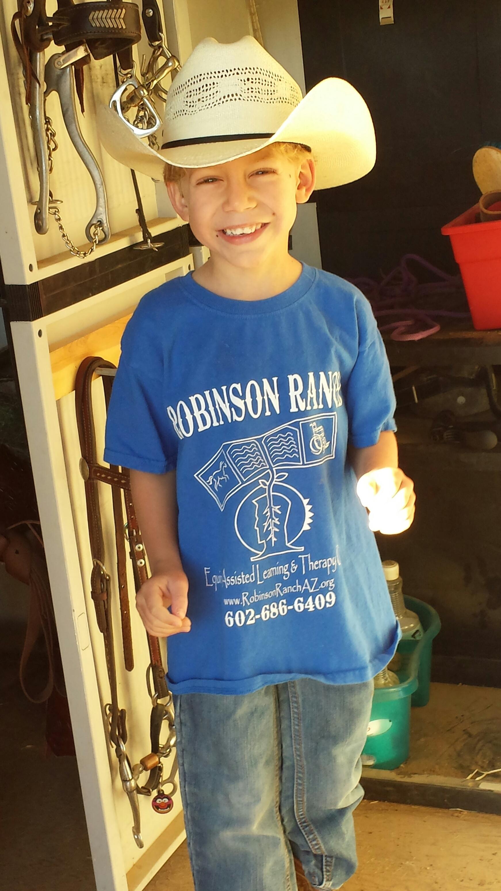 robinson ranch volunteer