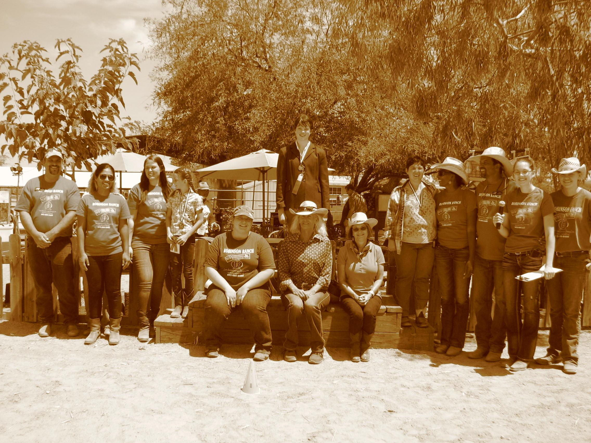 Special Olympics Robinson Ranch