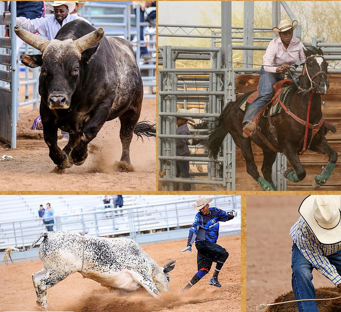 Robinson Ranch Will Be Opening The Arizona Black Rodeo